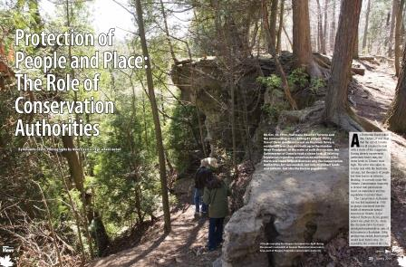 Conservation Authorities and the Niagara Escarpment