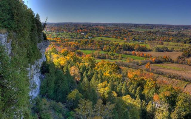 Awesome views at Conservation Halton. Photo provided.
