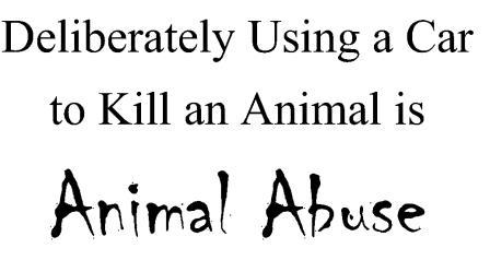 abuse w