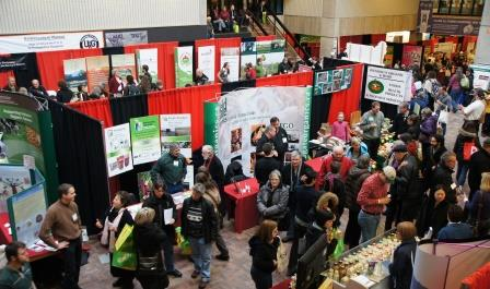 Guelph Organic Conference photographed by Mike Davis in 2013.