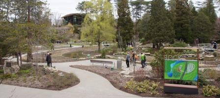 RBG's new Rock Garden
