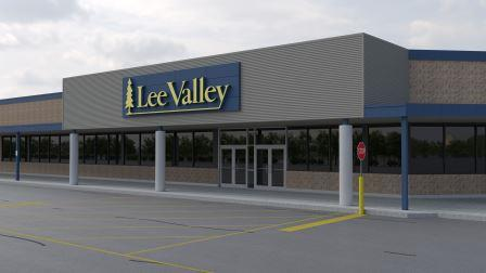 Opening soon: Lee Valley in Niagara Falls