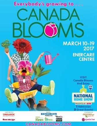 Canada Blooms w