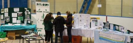 POWER and Halton Peel Biodiversity Network were in full force.