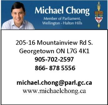 Michael Chong w