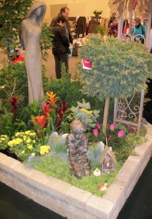 Mori Gardens sculpture