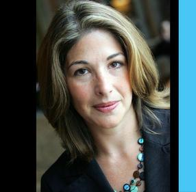 Naomi Klein speaks in Guelph on Sept. 12.
