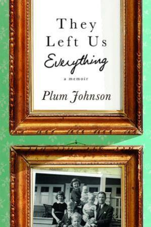 Plum Johnson book cover