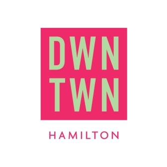 The new brand for Downtown Hamilton BIA